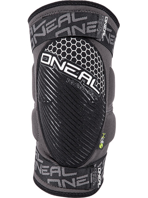 ONeal Sinner Kevlar Knee Guards gray/white